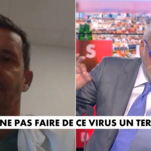 31 août 2020 : Interview du Dr. Olivier de Soyres, médecin-réanimateur à Toulouse