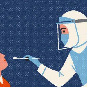 14 septembre 2020 : La grande supercherie des tests PCR, 90% des cas positifs ne sont pas malades ni contagieux