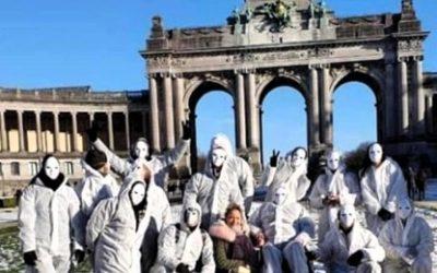 ACTION – Mask Task Force en Belgique !