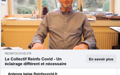 ANTENNE BELGE de réinfocovid France – Informons-nous !