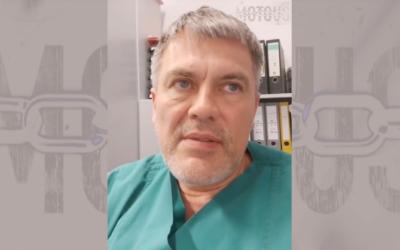 DR R. KLEINSTÄUBER, urgentiste, anesthésiste, dénonce les effets secondaires des vaccins et la fausse pandémie covid19