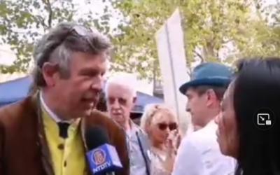 VIDEO – Un professeur de Droit de l'Université Paris XXII se lève et appelle à la résistance